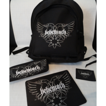 BEHEMOTH-Backpack-PencilCase-Pad-Patch