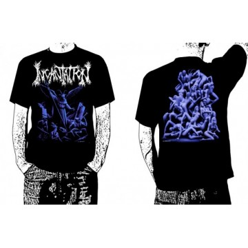 INCANTATION OFFICIAL T-SHIRT MOTN GOAT