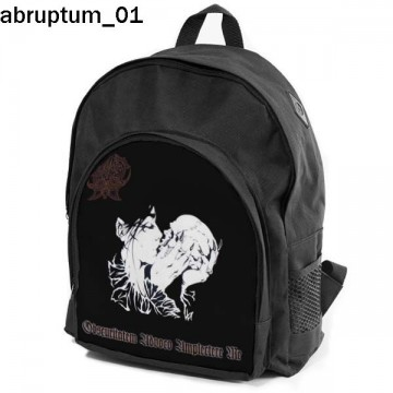 BACKPACK ABRUPTUM
