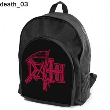 BACKPACK DEATH