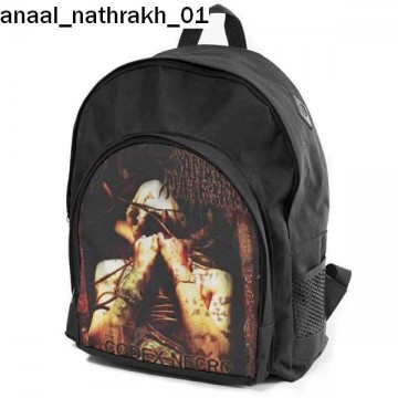 BACKPACK ANAAL NATHRAKH