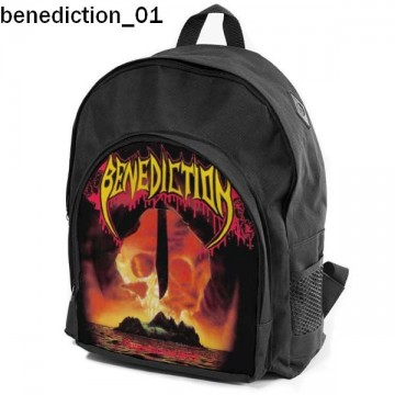 BACKPACK BENEDICTION