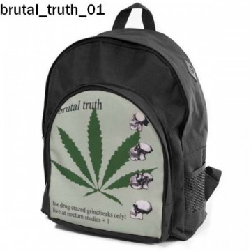 BACKPACK BRUTAL TRUTH