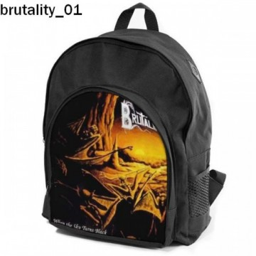 BACKPACK BRUTALITY