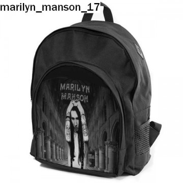 BACKPACK MARLIN MANSON