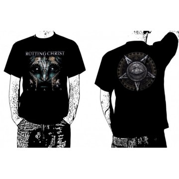 ROTTING CHRIST AEALO OFFICIAL T-SHIRT