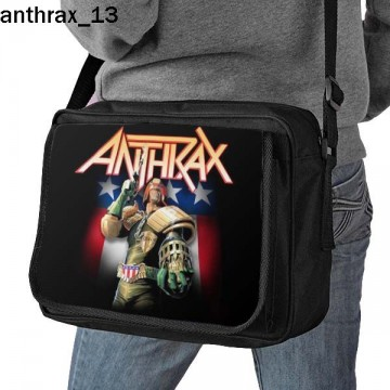 ANTHRAX SHOULDER BAG