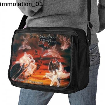 IMMOLATION SHOULDER BAG