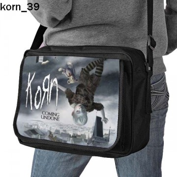 KORN SHOULDER BAG