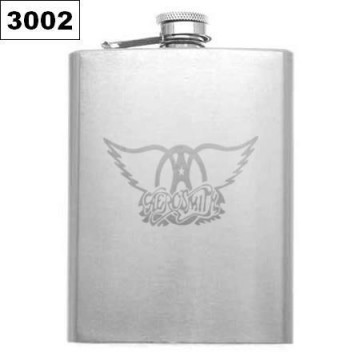 AEROSMITH HIP-FLASK FLACHMANN