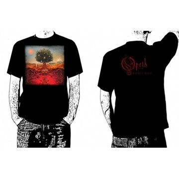OPETH Heritage OFFICIAL ORIGINAL T-SHIRT