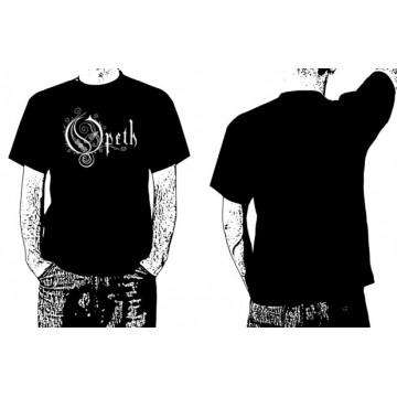OPETH Logo Opeth OFFICIAL ORIGINAL T-SHIRT