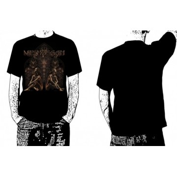 MESHUGGAH TWINS OFFICIAL T-shirt