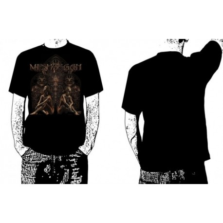 MESHUGGAH TWINS OFFICIAL T-SHIRT