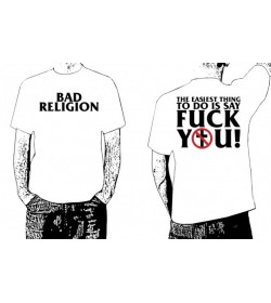BAD RELIGION EASIEST T-shirts