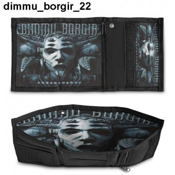 DIMMU BORGIR WALLET
