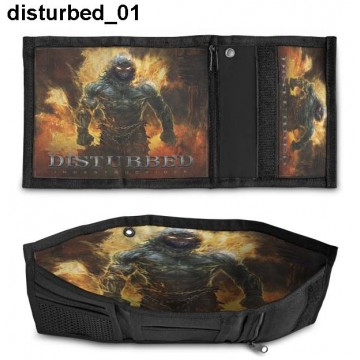 DISTURBED WALLET