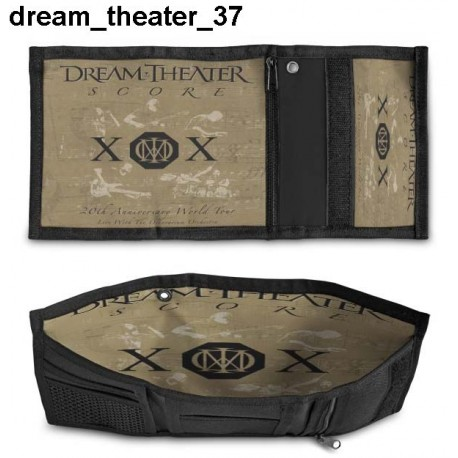 DREAM THEATER WALLET