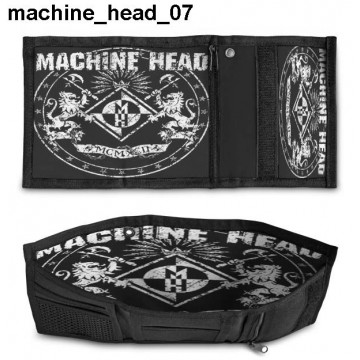 MACHINE HEAD WALLET