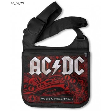 AC/DC SHOULDER BAG