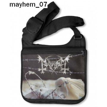 MAYHEM SHOULDER BAG