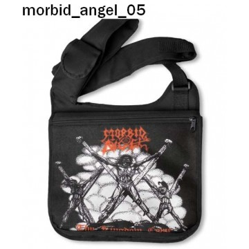 MORBID ANGEL SHOULDER BAG