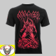 "VADER OFFICIAL ""Blitz! 2014"" EUROPE II T-SHIRT"