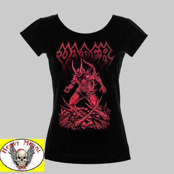 "VADER - ""Blitz! 2014 POLAND"" GIRLY T-SHIRT"