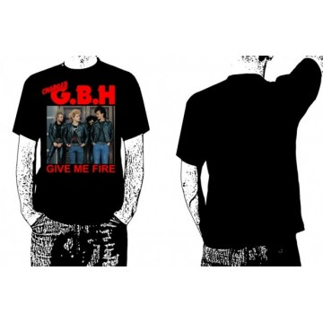 GBH GIVE ME FIRE T-shirts