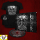 "CHRIST AGONY OFFICIAL NEW CD+T-SHIRT ""Black Blood"" Strictly Limited 50 PCS"