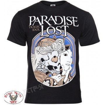 PARADISE LOST - TRAGIC IDOL OFFICIAL T-SHIRT