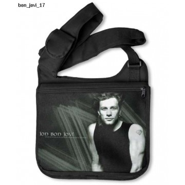 BON JOVI SHOULDER BAG