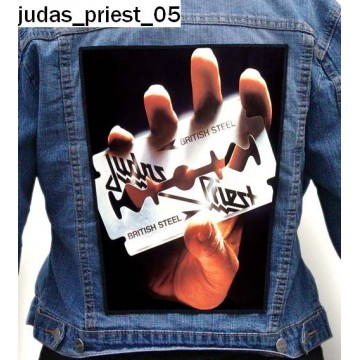JUDAS PRIEST BIG BACK PATCH