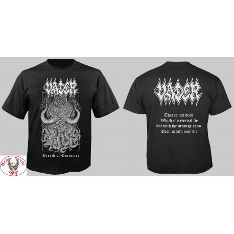 VADER Breath of Centuries OFFICIAL T-SHIRT