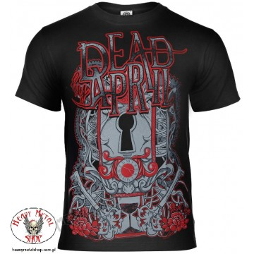 DEAD BY APRIL Official merchandise KEYHOLE Official T-Shirt