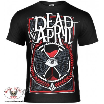 DEAD BY APRIL Butterfly T-Shirt Official Merchandise