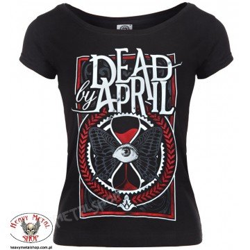 DEAD BY APRIL Official merchandise BUTTERFLY Girly Official T-Shirt