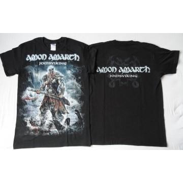 Amon Amarth - Jomsviking OFFICIAL T-SHIRT