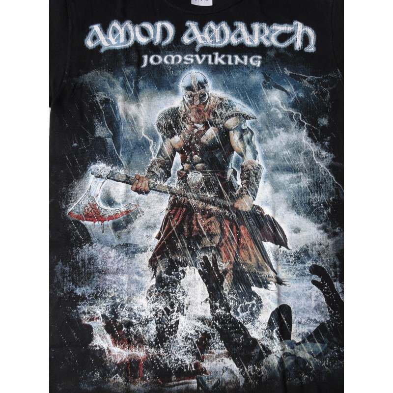 amon amarth jomsviking official t shirt. Black Bedroom Furniture Sets. Home Design Ideas