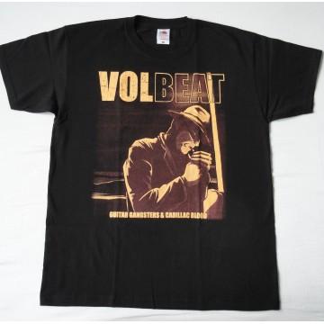 VOLBEAT Guitar Gangsters & Cadillac Blood OFFICIAL ORIGINAL T-SHIRT