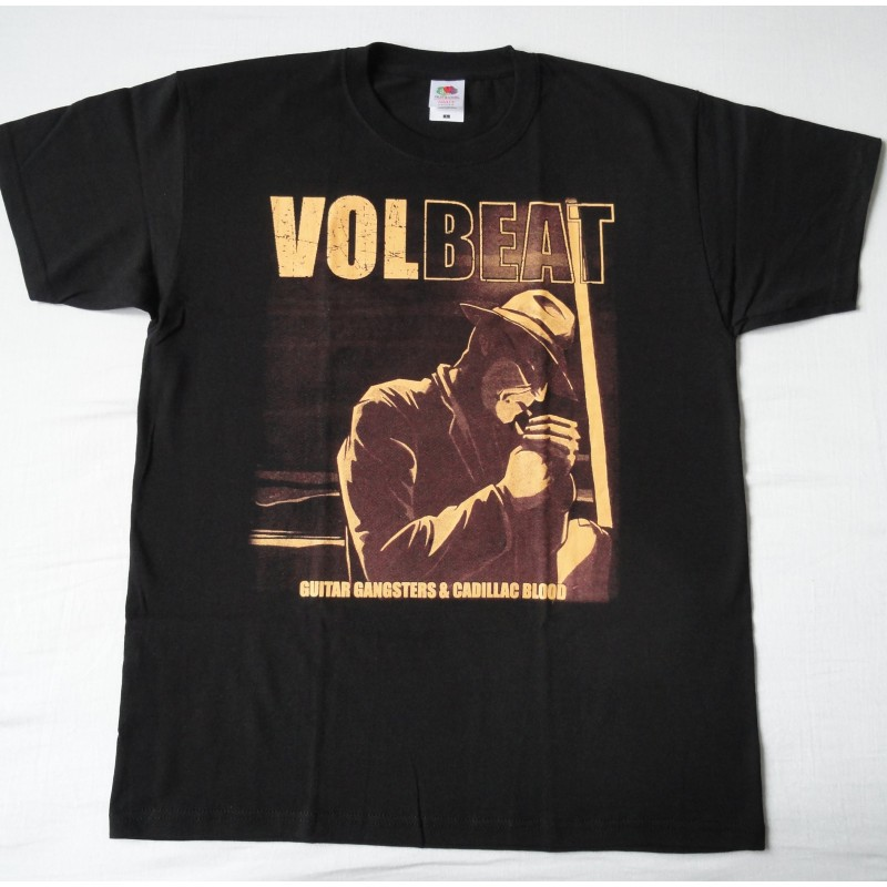 volbeat guitar gangsters cadillac blood official. Black Bedroom Furniture Sets. Home Design Ideas