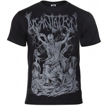 INCANTATION OFFICIAL T-SHIRT ,,DIRGES OF ELYSIUM CHARNEL BACK,,