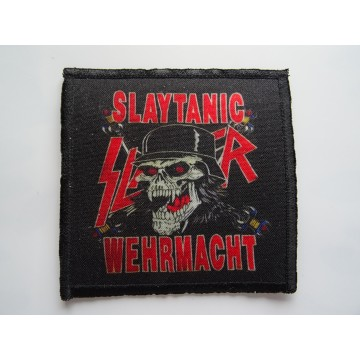 SLAYER ,,SLAYTANIC WEHRMACHT,, PATCH
