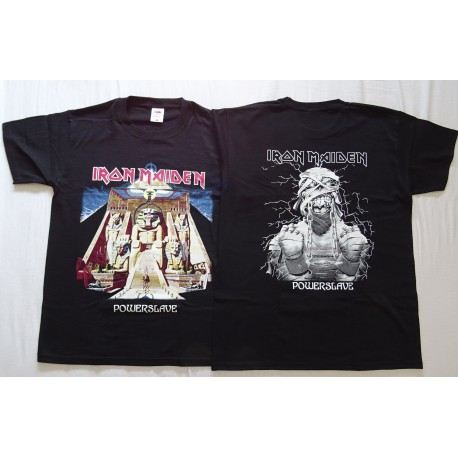 1d14bfb42 IRON MAIDEN - ,,Powerslave,, OFFICIAL ORIGINAL T-SHIRT ...