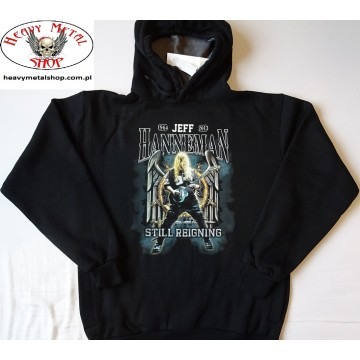 Jeff Hanneman Slayer Still Reigning 1964 -2013 Tribute Hoodie