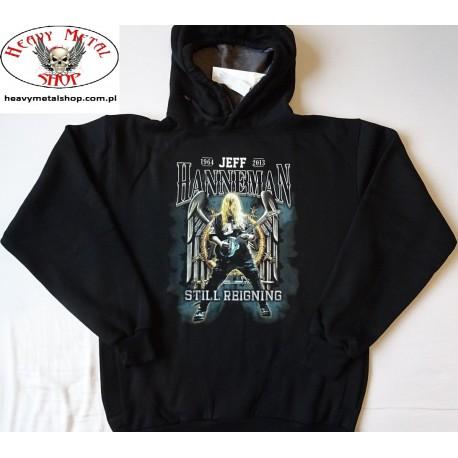 Jeff Hanneman Slayer Still Reigning 1964 -2013 Tribute Hoodie