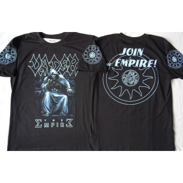 """VADER - """"EMPIRE"""" OFFICIAL T-Shirt """"JOIN THE EMPIRE"""""""