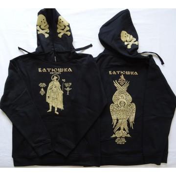 "BATUSHKA OFFICIAL LITOURGIYA ""ХРИСТОФОР"" HOODIE LIMITED TO 50 PCS"
