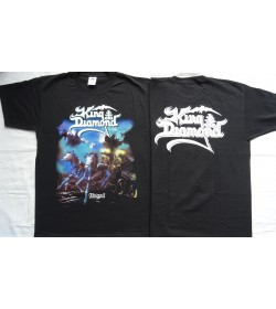 KING DIAMOND ,,Abigail,, OFFICIAL ORIGINAL T-SHIRT