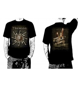 "THERION -""Lion"" OFFICIAL T-SHIRT men's Therion - LION"